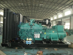 diesel generator 30kw 37kva Cummins generators sets 4BT3.9-G2-60Hz