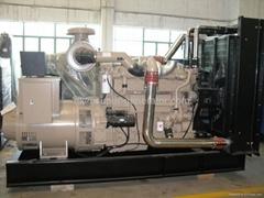 diesel generator 578KVA diesel generating set KTA19-G3-60Hz