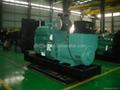 diesel generator 756KVA Cummins