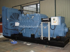 diesel generators Big Power Industrial Generator Set 2500KVA 50HZ