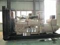 Cummins diesel generator 330KVA standby