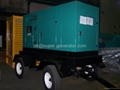 diesel generator 250KVA 200kw Cummins