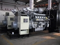 diesel generator 1820KVA standby Perkins