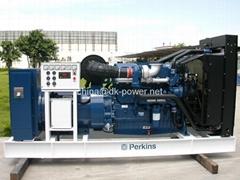 diesel generators Perkins 800KVA standby Perkins diesel generator-50hz