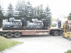 Perkins diesel generators 450KVA standby