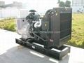 Perkins diesel generator 228KVA 200kva