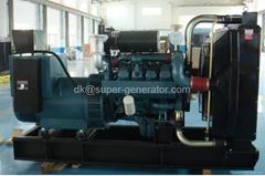 diesel generators Deawoo Doosan-three phases diesel generators-60hz