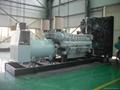 generator Germany MTU diesel generators