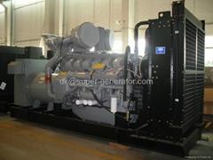 Diesel generators power by UK Perkins