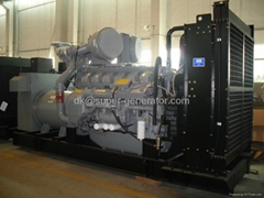 Diesel generators power by UK Perkins Series 20kva to 2500kva