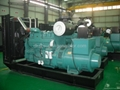 Cummins diesel generator 6CTAA8.3-G2