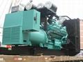 Cummins diesel generator 1000kw 1250kva