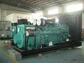 Cummins diesel generator 200kw to 1000kw