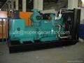 Cummins diesel generator 200kw to 1500kw