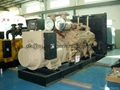 diesel generator Cummins engine KTA38-G5