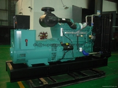 diesel generator Cummins engine generator KTA38-G5 KTA50-G3 1250kva 1000kw  (Hot Product - 1*)