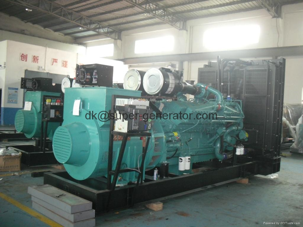 Diesel Generator Cummins Engine Generator Kta38