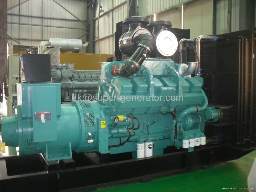 cummins diesel generator silent generators 1500kva qsk60 g4 series rh super generator com cummins qsk60 parts catalog Cummins QSK50