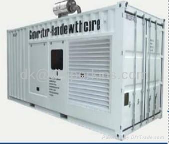 diesel generator 1029KVA 1000kva 800kw Cummins diesel generator KTA38-G5-50Hz  4