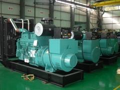 diesel generator Cummins diesel generator 900kva KTA38-G2 KTA38-G  (Hot Product - 1*)