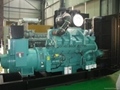 generator Cummins diesel generators KTA50-GS8 1675KVA 1340KW,1400kva ,1125kw 3
