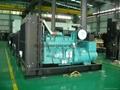 generator Cummins diesel generators KTA50-GS8 1675KVA 1340KW,1400kva ,1125kw 4