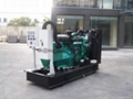 diesel generator Cummins engine 80kw