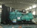 diesel generator Cummins diesel generator 900kva KTA38-G2 KTA38-G  4