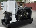 isuzu 20kw 22kw open and super silent generator-50hz