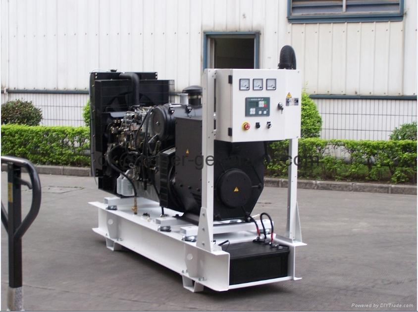 diesel generators Perkins engnie generator 7kw 9kva 403D-11G 50HZ 1