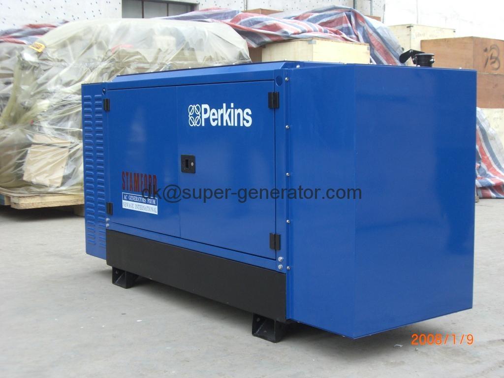 diesel generators Perkins engnie generator 7kw 9kva 403D-11G 50HZ 3