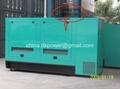 diesel generator Cummins engine 80kw 100kva 88kw 110kva 6BT5.9-G2,soundproof  3