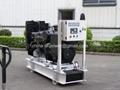 diesel generator Cummins engine 80kw 100kva 88kw 110kva 6BT5.9-G2,soundproof  6