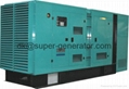 Perkins diesel generator 480kw 600kva