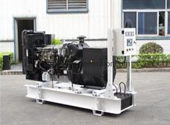 Perkins diesel  generator 166kw 208kva 1306C-E87TAG3 50HZ/60hz