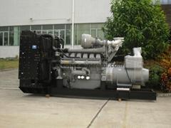 Perkins diesel generator 640kw 800kva 4006-23TAG3A 50HZ/60hz