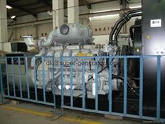 Perkins diesel generator  1800kw 2250kva 4016-61TR3A 50HZ/60hz