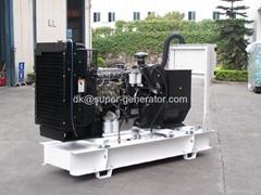 Perkins diesel generator 36kw 45kva 1103A-33TG1 50HZ/60hz