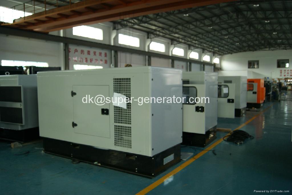 Perkins diesel generator 24kw 30kva 1103A-33G 50HZ/60hz - DKP24