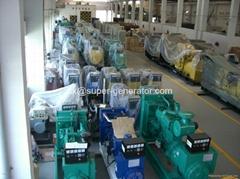 Perkins diesel generator 10kw 13kva 403D-15G 50HZ