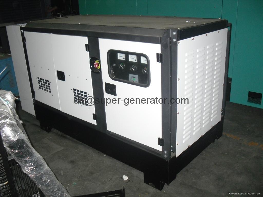 Perkins diesel generator 7kw 9kva 403D-11G 50HZ 1