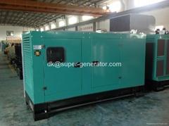 Cummins diesel generator 80kw 100kva 88kw 110kva 6BT5.9-G2,soundproof