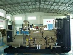 Cummins diesel generators KTA50-GS8 1675KVA 1340KW,1400kva ,1125kw