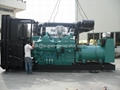 Cummins diesel generator Diesel generator soundproof generator 50hz/60hz 1