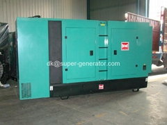 Perkins Soundproof diesel generator 10kva to 2000kva