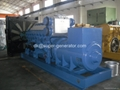 Germany MTU diesel generators 2000KW