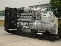 Perkins diesel generators 800KVA standby
