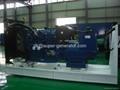 Perkins  diesel generators 358KVA