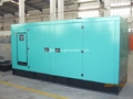 silent Cummins diesel generator 940kva