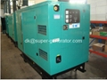 Silent type Cummins diesel generators